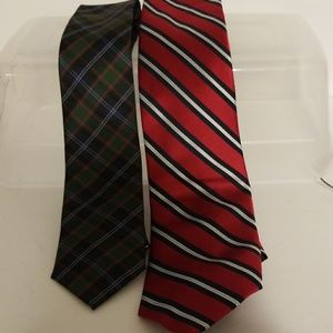 Nautica ties bundle of 2